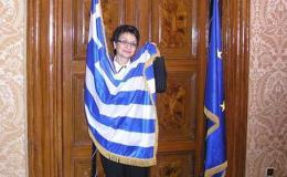 Lauterbachová: Syriza může vyvolat vlnu, která pohne Evropou